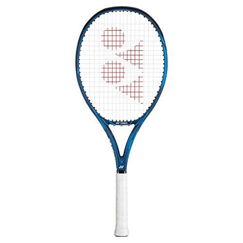"YONEX EZONE Feel Deep Blue Tennis Racquet, 4 1/4"" Grip"