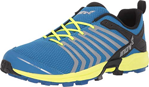 mens trail running shoes Inov-8 Mens Roclite 300   Trail Running Shoes   Perfect Entry Shoe for Runners Seeking Comfort & Protection