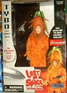 Lost in Space Tybo Action Figure