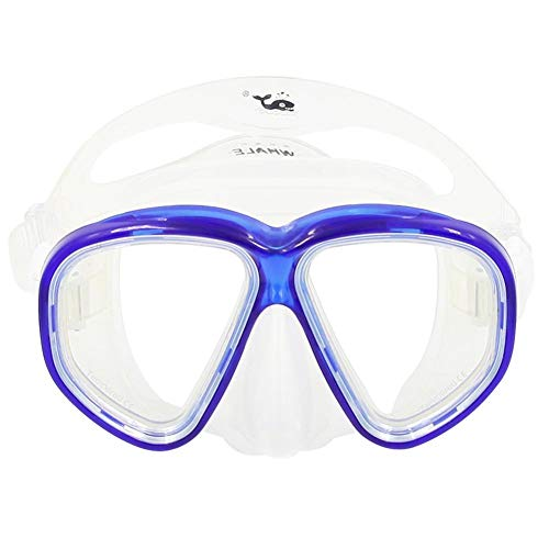 BALLENA MK-500 Gafas alta calidad Profundo submarino