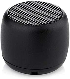 litu Mini Portable Bluetooth Speaker. Black