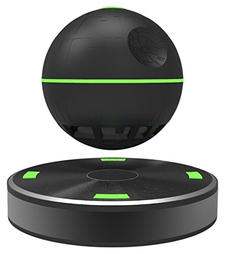 Arc Star Floating Speaker | Bluetooth and NFC | Smartphone Charger | 360° Sound