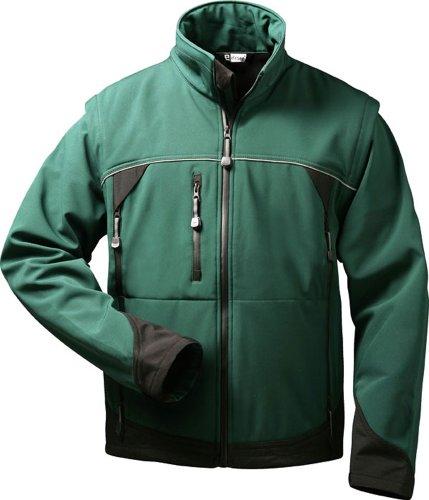 Elysee® Softshell Jacke mit abnehmbaren Ärmeln Sigma Gr.XL