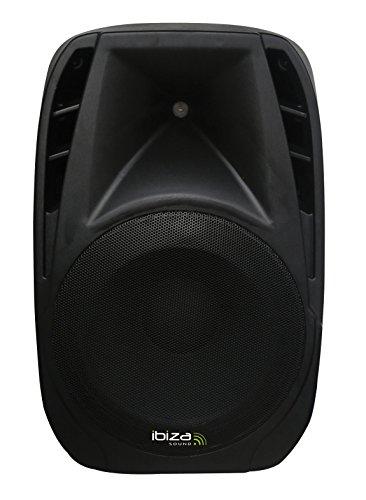 "Ibiza BT10A - Bafle activo portátil, 10"", 25 cm"
