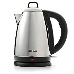 Top 10 Cordless Electric Kettle Stainless Steels