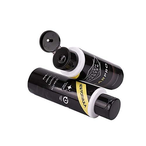 Auto-Kratzer-Entferner Auto-Kratzer-Reparatur-Wachs-Lack-Wiederherstellungsmittel Reparieren Sie leicht Lack-Kratzer Wasserstellen Auto-Puffer-Installationssatz