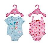Zapf Creation 830130 BABY born Body 43 cm   rosa oder türkise Puppen Body  1 Stück, Farbe nach Vorrat