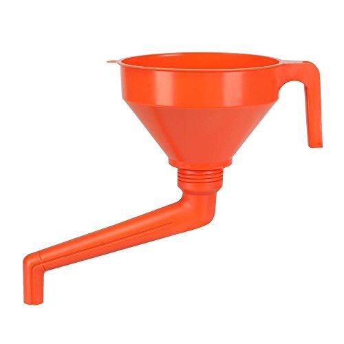 Pressol Trichter Kunststoff Abgewinkeltes Rohr