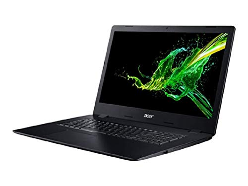 Acer Aspire 3 A317-52-56FD Notebook Black 43.9 cm (17.3') 1920 x 1080 pixels 10th gen Intel Core i5 8 GB DDR4-SDRAM 512 GB SSD Wi-Fi 5 (802.11ac) Windows 10 Pro Aspire 3 A317-52-56FD,
