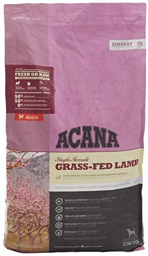 ACANA Grass-Fed Lamb Comida para Perros - 11400 gr ⭐