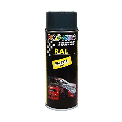 DUPLI-COLOR 238192 Lackspray Spray Paint RAL 7016 Glänzend, 400 ml