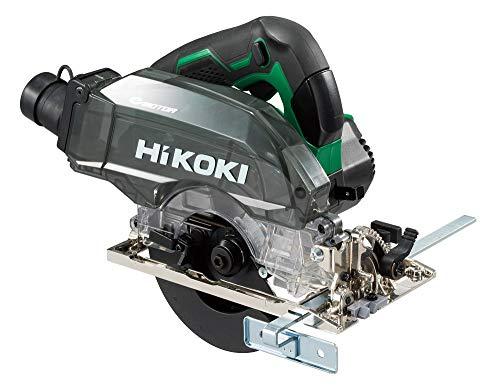 HiKOKI(ハイコーキ) 旧日立工機 36V マルチボルト コードレス 集塵丸のこ 改良型 のこ刃径 100mm/125mm兼用 Bluetooth蓄電池・充電器・システムケース4付 のこ刃別売り C3605DYB(XPS)
