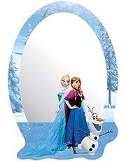 Bebegavroche - Espejo con diseño de Frozen de Disney