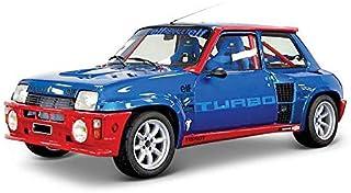 Bburago Die-Cast 1:24 Scale Renault 5 Turbo Car (Blue)