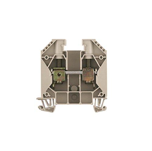 Walther 1020400000 WDU 16 Durchgangsklemmen, 1-fach, 16 mm2, 50 Stück