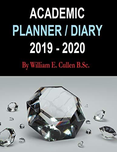 ACADEMIC PLANNER / DIARY 2019-2020: DIAMOND