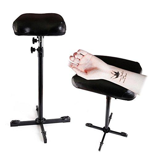 OUBAYLEW 65-110 cm Tattoo bracciolo poggia gambe regolabile bracciolo trasportabile