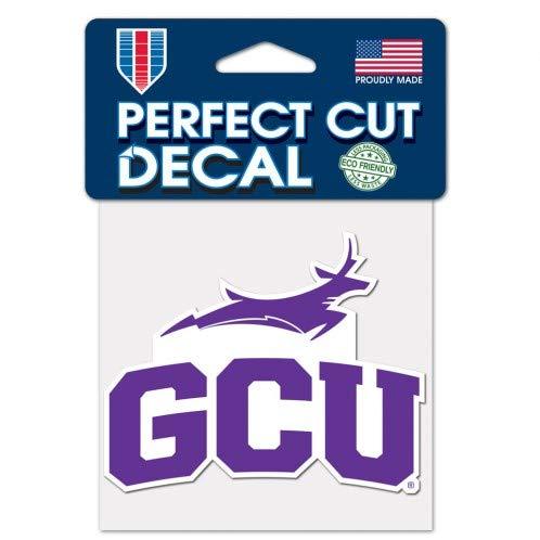 WinCraft Grand Canyon University Antelopes 4 x 4 Perfect Cut Decal