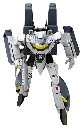 wave 1/100 Macross VF-1S Super Valkyrie Battroid Roy Fokker Specification Plastic Model