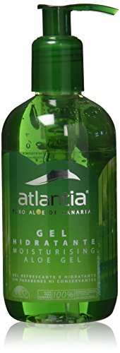 Atlantia Gel Hidratante Aloe Vera - 250 ml