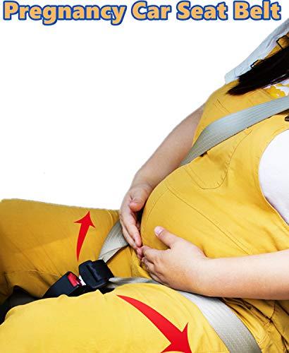 Toddler Essentials Mommy's Belt Pregnancy Maternity Protect Car Seat Belt Adjuster Seat Belt for...