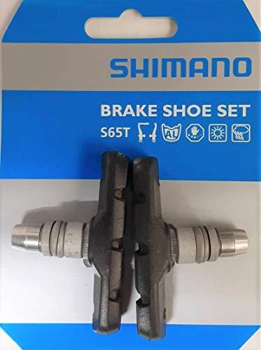 シマノ(SHIMANO) Vブレーキシュー 1ペア S65T Y8GP9804A