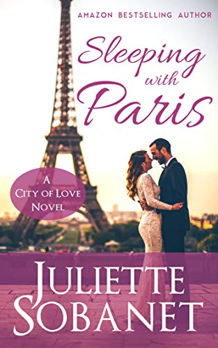 book cover of Sleeping with Paris