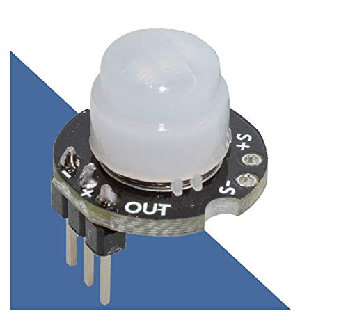 YINQIU 10PCS/LOT MH-SR602 MINI Motion Sensor Detector Module SR602 Pyroelectric Infrared PIR Kit Sensory Switch Bracket Fit For Arduino Diy