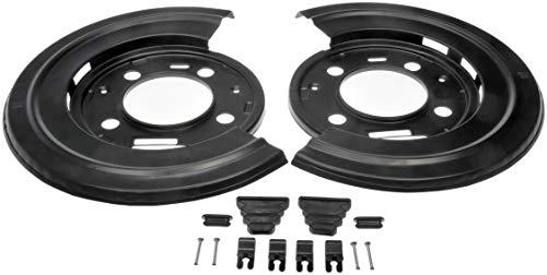 Brake Backing Plate-Dust Shield Rear Dorman 924-222