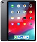 Apple iPad Pro 3rd Generation (11-inch, Wi-FI Only 256GB) - Space Gray (Renewed)