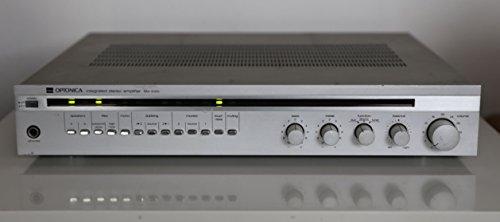 Sharp Optonica SM-5100 Stereo Verstärker in silber