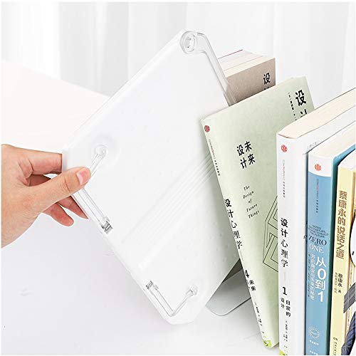 Tyueliang-Decoration Bookrest Reading Rest Portable Desktop Book Music Sheet Stand Cooking Book Holders Foldable And Adjustable Holder For Ipad Tablet Reading Stand for Reading Display Kitchen