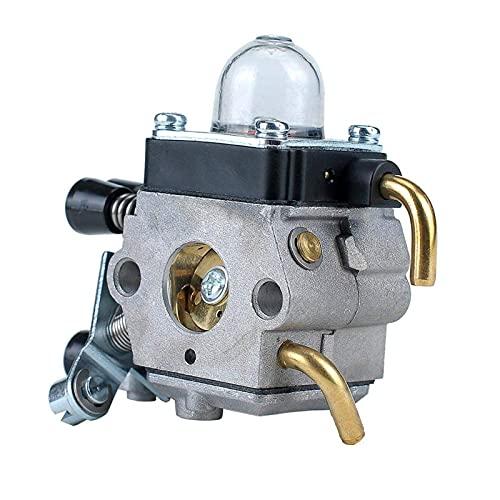 Carburadores C1Q-S97 Carburador con kit de línea de combustible de filtro de aire adecuado para STIHL FS38 FS45 FS46 FS55 KM55 HL45 FS45L FS45C FS46C FS55C FS55R FS55RC S t Automotor ( Color : Zwart )