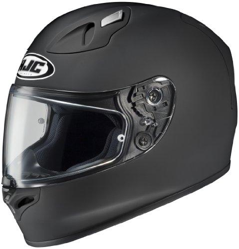 HJC FG-17 Helmet - 2X-Large/Matte Black