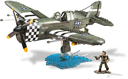 Mega Construx Call of Duty Avión Aliado