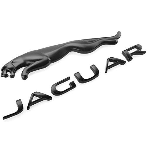 Logo Emblem für Auto Heckkoffer/Heckklappe Metall Aufkleber Aufkleber Abzeichen, für Jaguar XF XE F PACE Zubehör Wieder einbauen