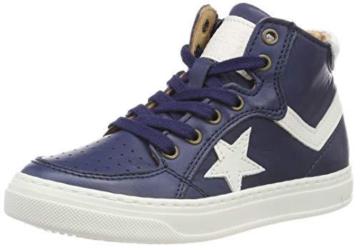 Bisgaard Jungen Unisex Kinder 30720.119 Hohe Sneaker, Blau (Dark Blue 601-2), 33 EU