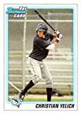2010 Bowman Draft Picks & Prospects Baseball #BDPP78 Christian Yelich Pre-Rookie Card - 1st Bowman Card. rookie card picture