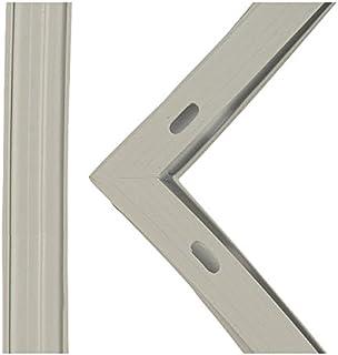 White Frigidaire 241786004 Refrigerator Freezer Door Gasket Genuine OEM part