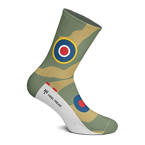 Heel Tread Spitfire Socks