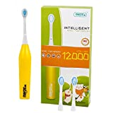 Best Battery Toothbrushes - MAYZE Electric Toothbrush for Kids - 2-12 Years Review