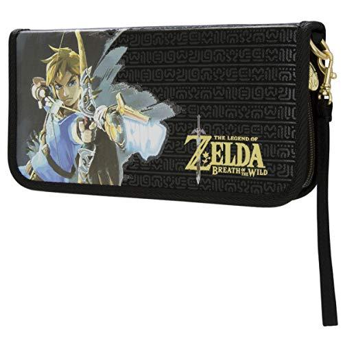 PDP Nintendo Switch The Legend of Zelda: Breath of the Wild Premium Reiseetui für Konsole und Spiele, 500-006