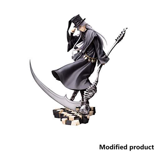 Black Butler Book of Circus Undertaker ArtFX J Statue PVC Figure - Hohe 8,26 Inches