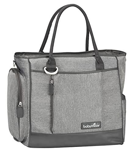 Babymoov Essential Bag Smokey Sac à Langer Quotidien...