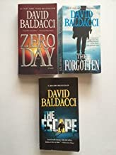 John Puller Series (Set of 3) Zero Day; The Forgotten; The Escape