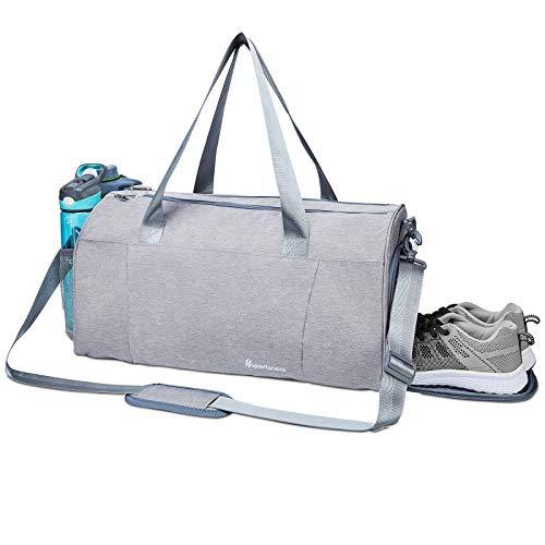 Sports Gym Bag with Wet Pocket &...