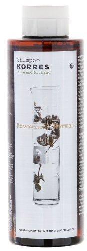 Korres Aloe and Ditanny Shampoo 250ml by Korres (English Manual)