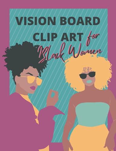 Vision Board Clip Art for Black ...