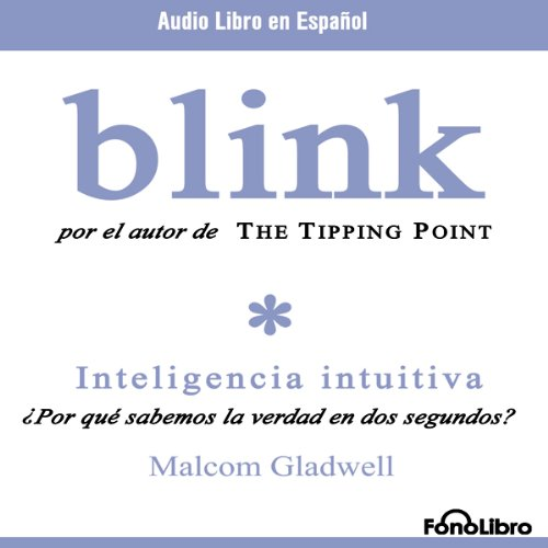Blink (en Español) audiobook cover art