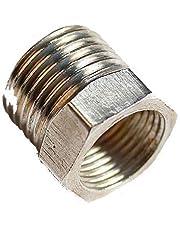 Soytich schroefdraad verloopstuk van buitendraad 1/2 inch naar 3/8 binnenschroefdraad (schroefdraad08)